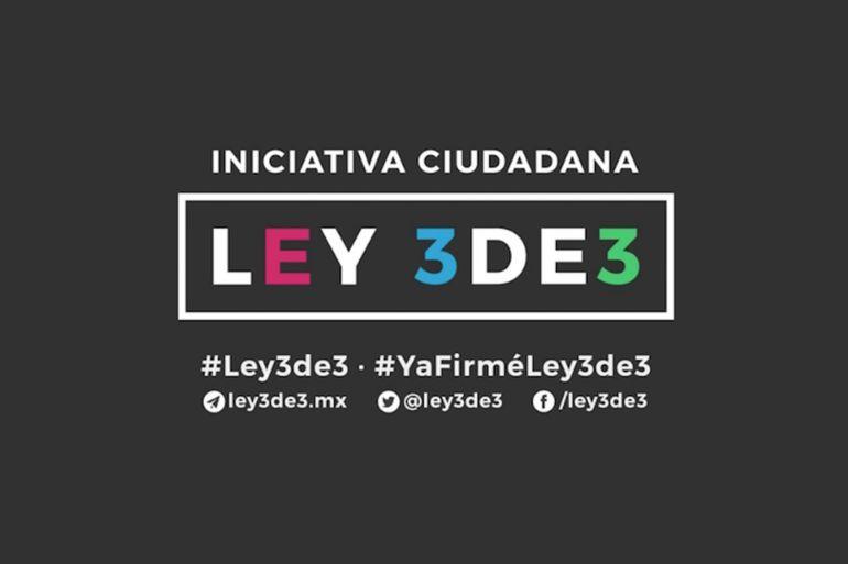 Funcionarios CDMX le entrarán a la iniciativa #Ley3de3