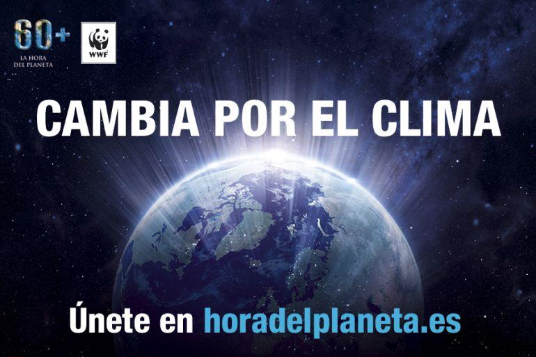 Este sábado se llevará a cabo la Hora del Planeta