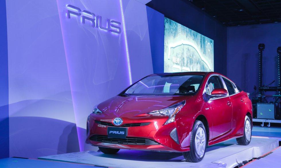 Toyota presenta la cuarta generación del híbrido Prius