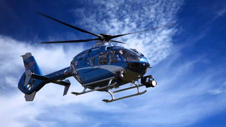 Reos se fugan de la cárcel en helicóptero