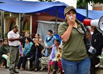 Mi siguiente paso, la liberación de 500 presos políticos del país: Nestora Salgado