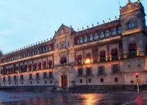 ¡Descubre el recinto de homenaje a Benito Juárez en Palacio Nacional! Parte I