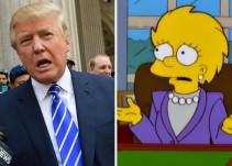 ¿Los Simpson predijeron que Trump sería presidente? Esto es lo que dijo su guionista