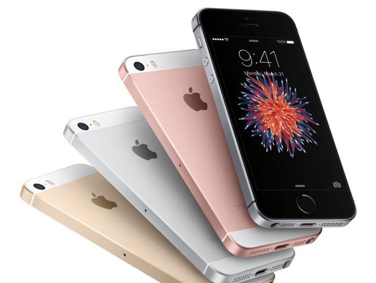 Apple regresa al smartphone de 4 pulgadas con el iPhone SE