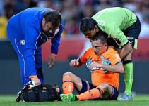 Christian Giménez será baja de Cruz Azul de cuatro a seis semanas