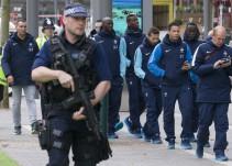 Tras los atentados en Bruselas habrá mayores medidas de seguridad en Francia de cara a la Eurocopa