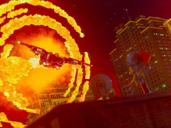 Publican las primeras imágenes y el tráiler de la película 'Lego Batman'