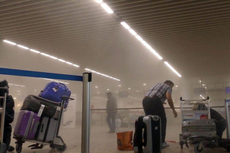 México emite alerta de viaje a Bélgica tras ataques terroristas