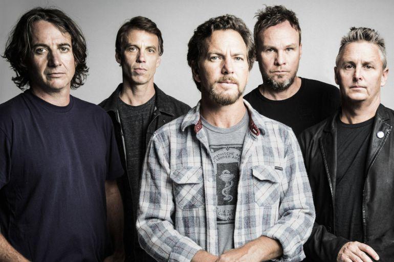 Pearl Jam regalará tapones de oídos para sus conciertos