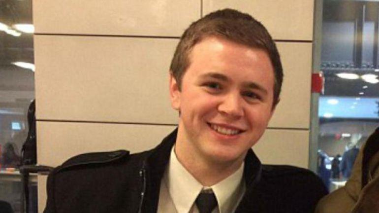 Mason Wells, el joven ha sobrevivido a los ataques terroristas de Boston, París, y Bruselas