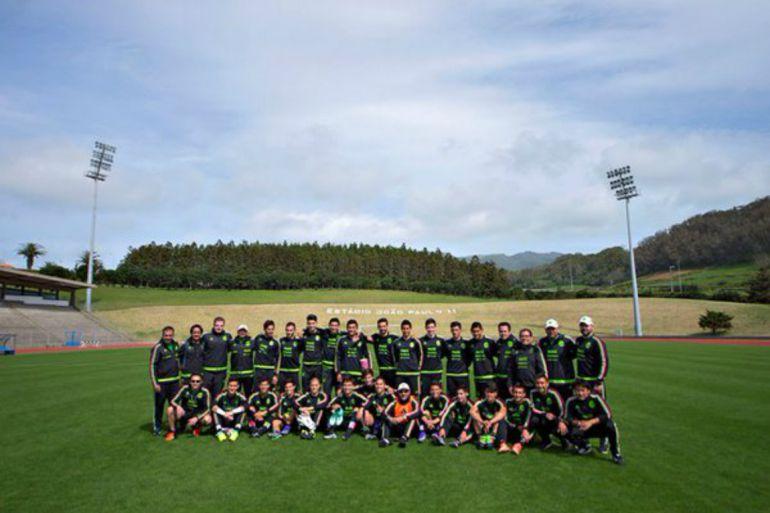 Portugal le propinó su segunda derrota a la Selección Mexicana Sub ... 08c398a6ee5dd