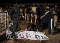 Atentado en Pakistán deja más de 70 muertos