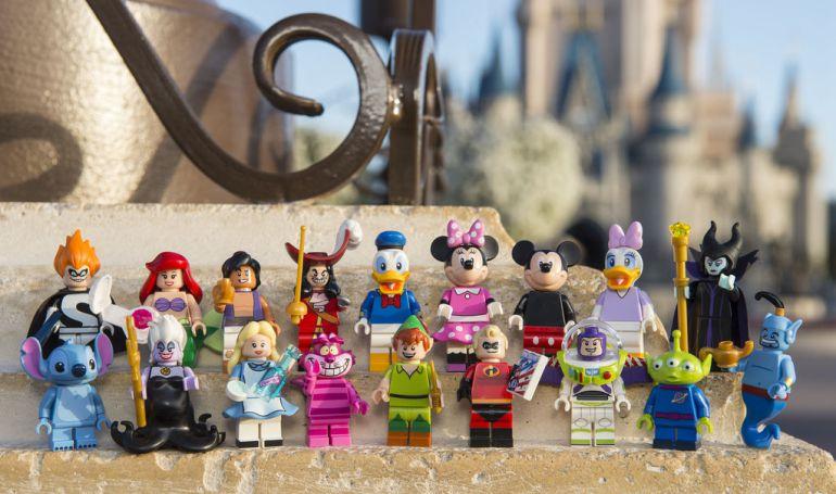 Llega una nueva colección de Lego y Disney