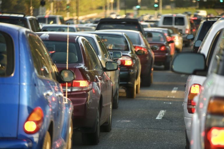 ¿Qué día no circula tu coche?