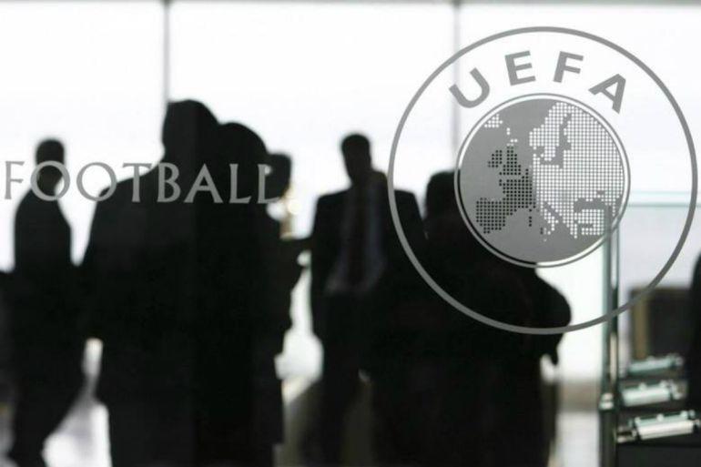 Registran oficinas de la UEFA en Suiza