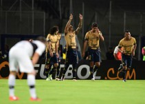 Pumas accede a segunda ronda de Copa Libertadores tras golear a Olimpia