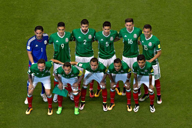 El Tricolor escaló seis puestos en el Ranking mensual de la FIFA