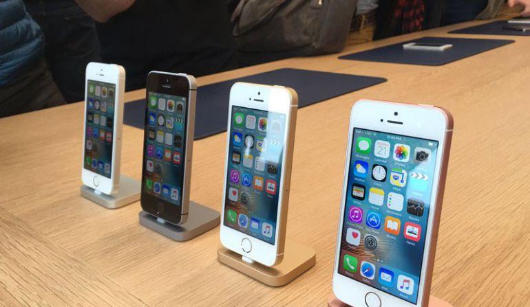 Apple anuncia cuánto costará el iPhone SE en México