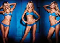 Erin Heatherton, ¿una modelo gorda?