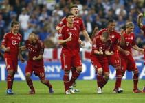 En Champions, los números están del lado del Bayern Münich y el Wolfsburgo