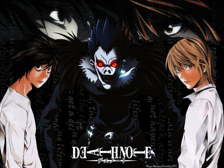 ¿Eres fan de Death Note? Netflix te tiene una buena noticia