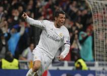 Cristiano Ronaldo catapulta al Real Madrid a semifinales de la Champions