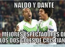 Memes de la clasificación del Real Madrid a semifinales de Champions