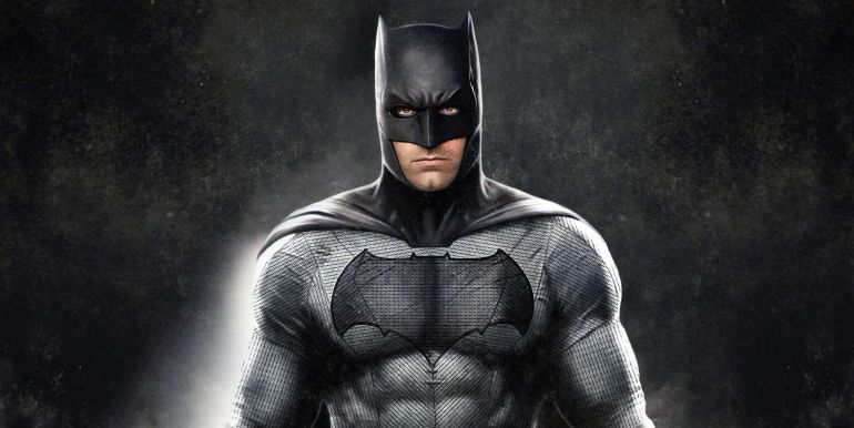 Es oficial: Ben Affleck dirigirá y protagonizará la nueva película de Batman