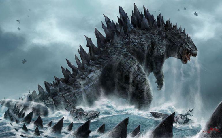 Conoce a Godzilla de la vida real