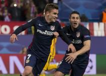 Los goles de Griezmann que clasificaron al Atlético a semifinales de Champions