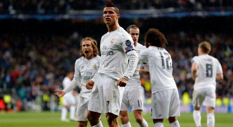 Real Madrid enfrentará al Manchester City en semifinales de la Champions