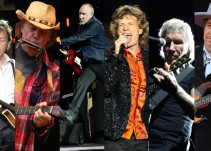 ¡Confirmado! The Rolling Stones, Paul McCartney y Bob Dylan tocarán juntos
