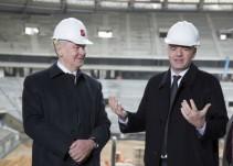 """Gianni Infantino: """"Estamos satisfechos con el avance de los preparativos"""""""