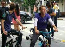 Coldplay graban videoclip en calles de la colonia Roma