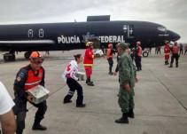 Policía Federal envía más ayuda a Ecuador tras sismo