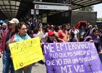 Las consignas de la marcha contra la violencia machista #VivasNosQueremos