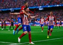 El Atlético hace valer la localía y supera al Bayer Münich en el primer episodio