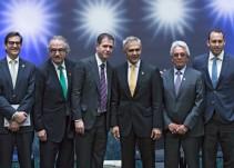 Se presenta en las oficinas del Gobierno de la CDMX el 66° Congreso de la FIFA