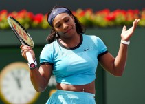 Serena Williams no podrá disputar el Mutua Madrid Open por fiebre