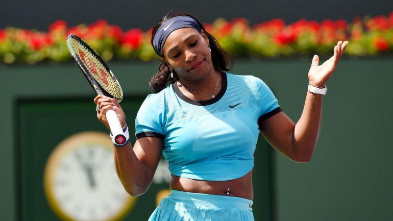 Serena Williams no podrá disputar el Mutua Madrid Open por fiebre