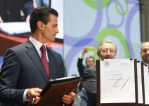 Peña Nieto envía al Congreso iniciativas en materia de Justicia Cotidiana