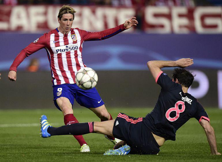 Atlético y Real Madrid, a consumar su pase a la Final de Champions League