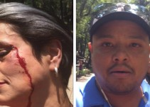 #LordPopó golpea a mujer que le pidió levantar las heces de su perro