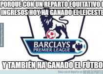 Los memes que dejó la coronación del Leicester City en Inglaterra