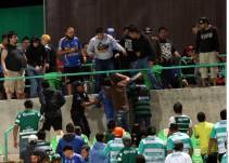 La FMF emite aviso de veto a Estadio Corona tras riña entre aficionados