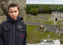 ¿Un canadiense de 15 años descubrió una ciudad maya?