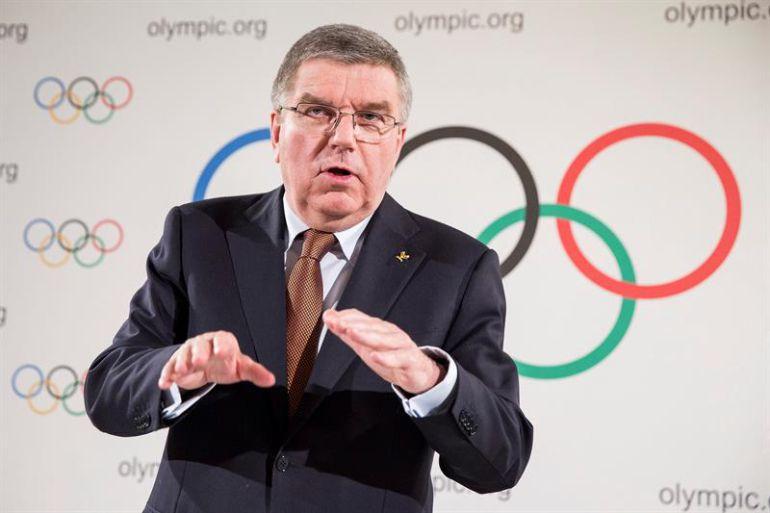 Presidente del COI apoya a nuevo gobierno de Brasil de cara a JJ.OO.
