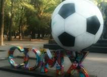 Llega a Paseo de la Reforma la Expo Balón para los amantes del balompié