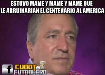 Los memes de la eliminación de Chivas a manos del América en cuartos de final