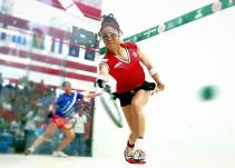 Paola Longoria gana su título número 71 y empata marca de Michelle Gould